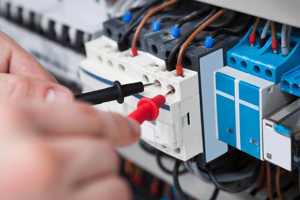 Electrical Security Checks