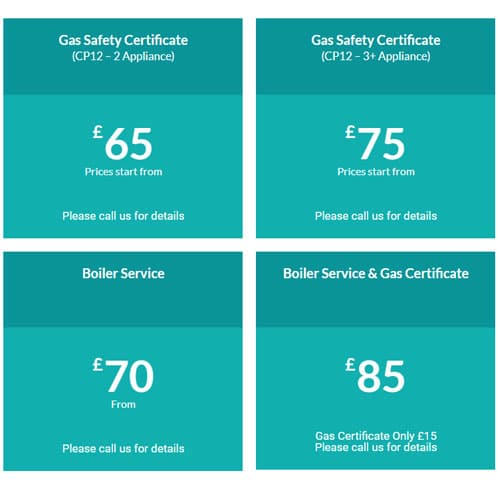 Prices-for-Gas-Safety-Certificates